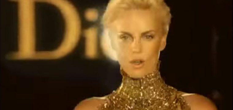 Dior Parfum Catwalk Reclame Muziek van Gossip