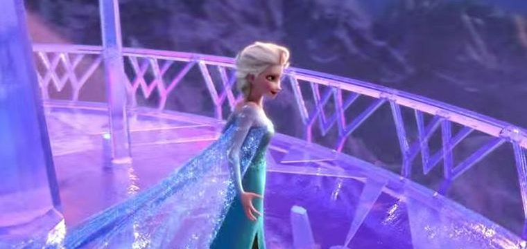 "Demi Lovato – Let It Go uit ""Frozen"""