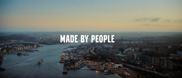 Volvo - Made By People - Reclame