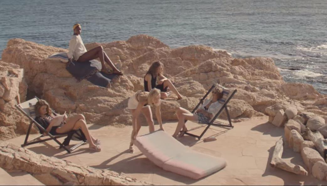 Reclame Muziek H&M - Summer Wine van Nancy Sinatra & Lee Hazlewood